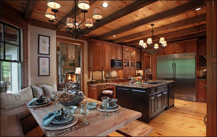 Craftsman Style Kitchen Picture Ideas