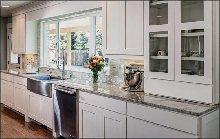 craftsman kitchen design. Craftsman White Kitchen Design Ideas  EVA Furniture