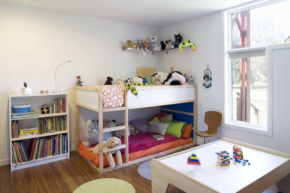 Design your own modern bunk bed designs - Kids room ideas ikea ...