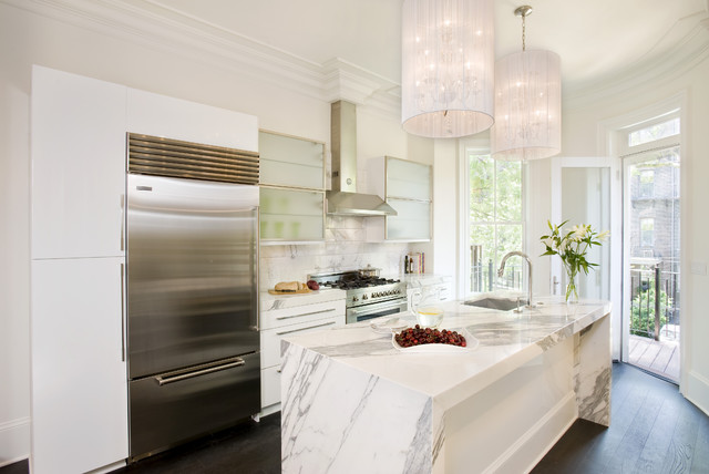 elegant-marble-kitchen-countertops