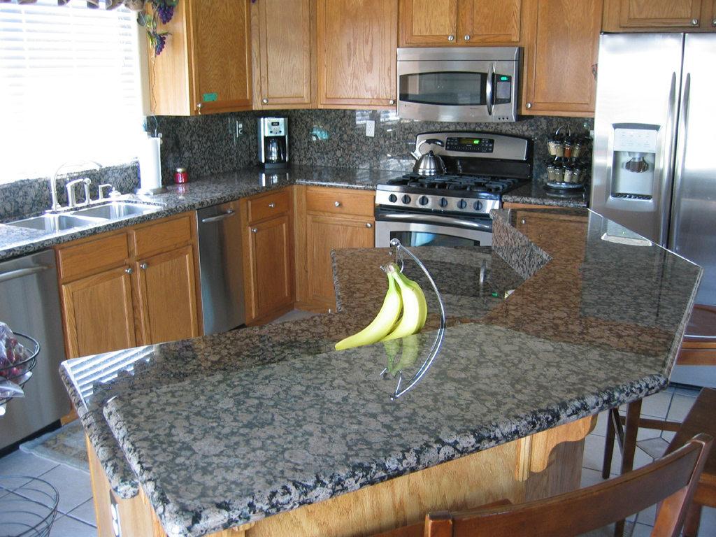 In Addition To Polishing Your Countertop, Ensure You Granite Stays Looking  New By Taking Good Care Of It. For Instance, Always Using Cutting Boards,  ...