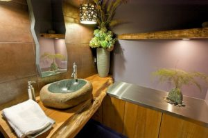 15 Live Edge Wood Vanity Top for Rustic Bathroom Ideas