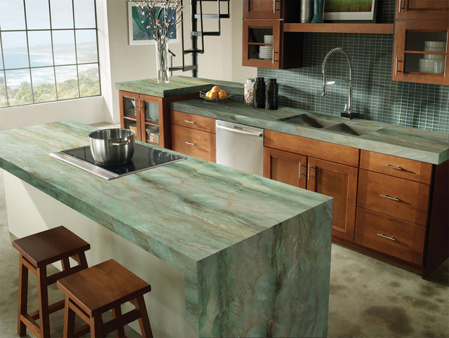 quartzite-kitchen-countertops-for-traditional-kitchen