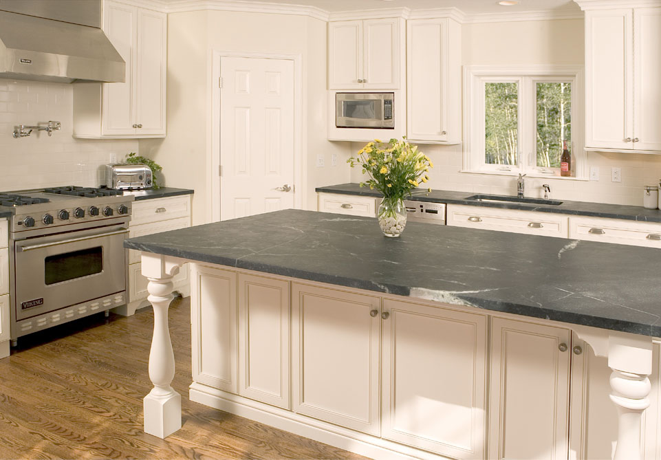 Elegant Marble Kitchen Countertops | Eva Furniture