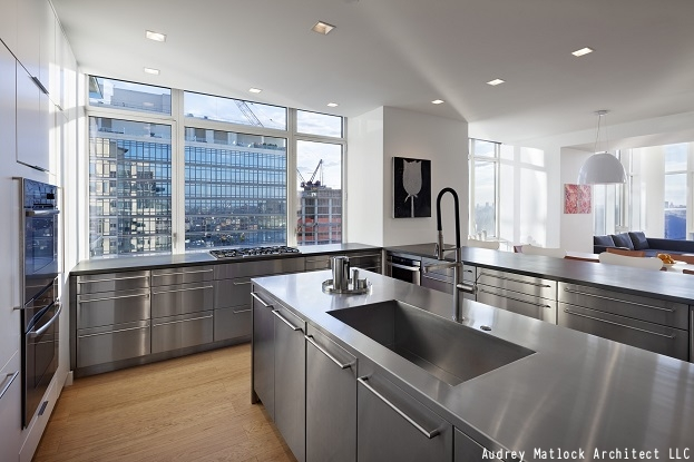 the-pros-of-stainless-steel-countertops | EVA Furniture