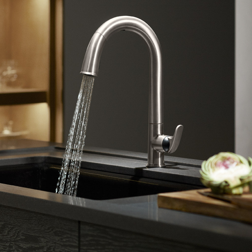 Kohler kitchen faucets the best faucets for your kitchen for Best faucet for kitchen sink