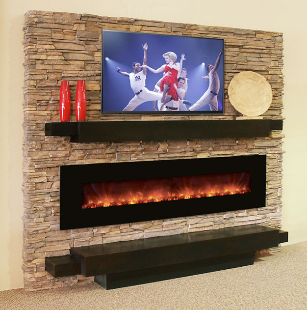 electric fireplace south africa EVA Furniture