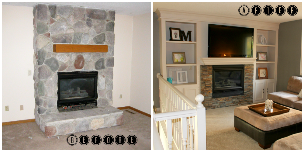 Fireplace remodel ideas before and after eva furniture fireplace remodel ideas before and after solutioingenieria Gallery