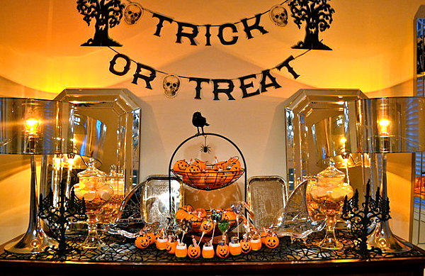 halloween decorating ideas - Halloween Decorations On Sale