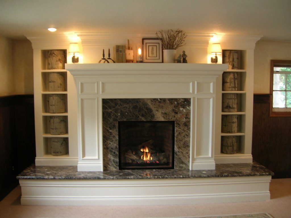 EVA Furniture - There are a lot of interesting fireplace remodel ideas and if you are looking for the best ones that will fit your home
