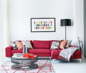 25 Colorful Sofas Trend for Elegant Living Room