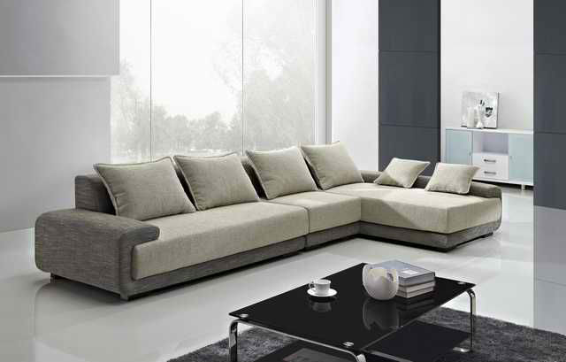 Modern l shaped sofa designs for awesome living room eva for New drawing room sofa designs