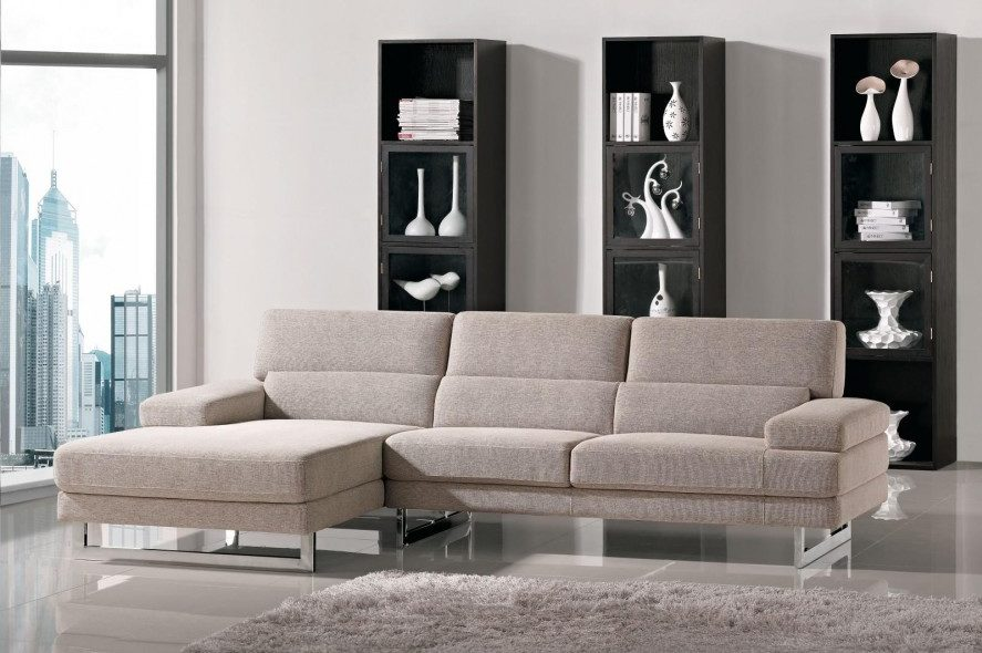 Modern Sectional Sofa For Small Spaces