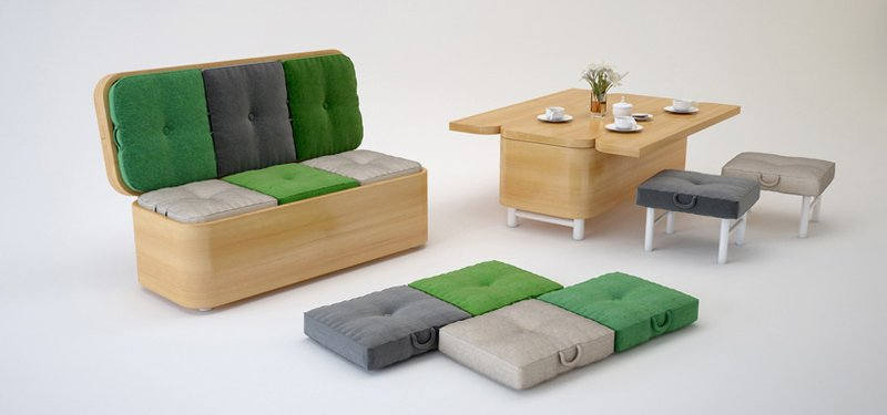 10 Multifunctional Convertible Sofa for Modern Home