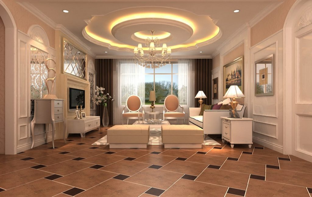 European Home Interior Design