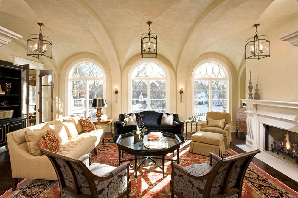 10 Luxury and Classic European Interior Design Ideas