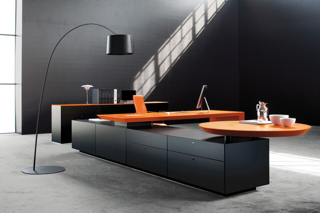 Try a Different Decor With Contemporary Office Furniture | EVA ...
