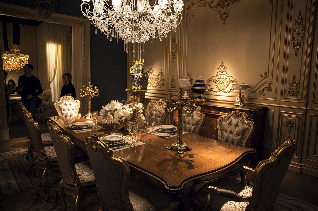 15 Amazing Luxury Dining Room Furniture Sets Ideas