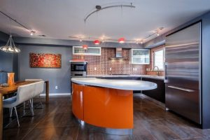 20 Orange Kitchen Pendant Light Ideas, Adding Sparkle to Your Kitchen