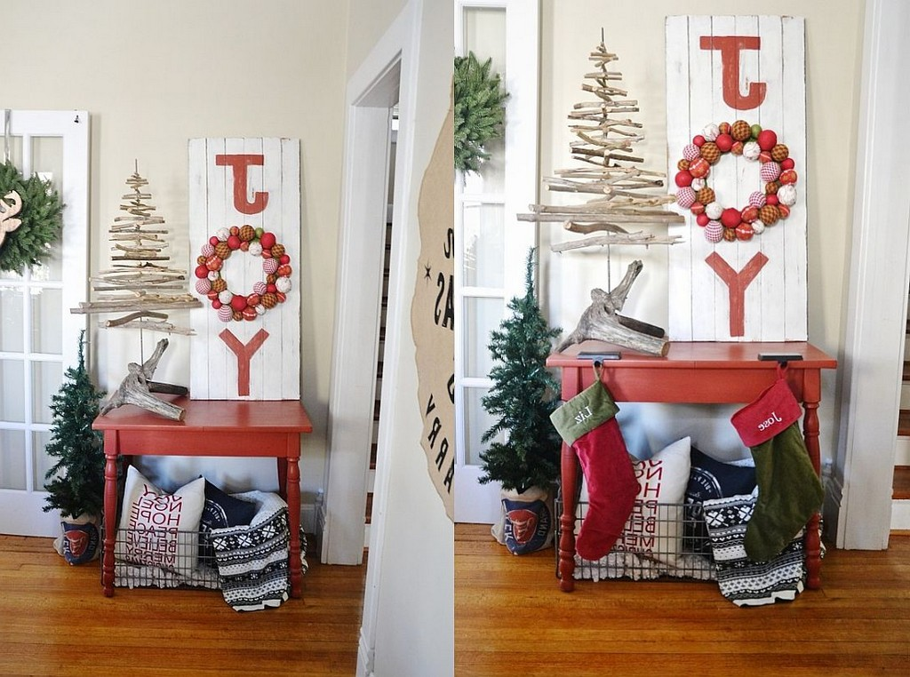 35 Easy DIY Christmas Decorations, Easiest and Most Affordable