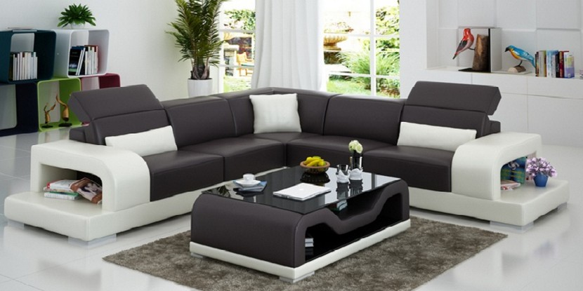 Leather Sofa For Small Living Room
